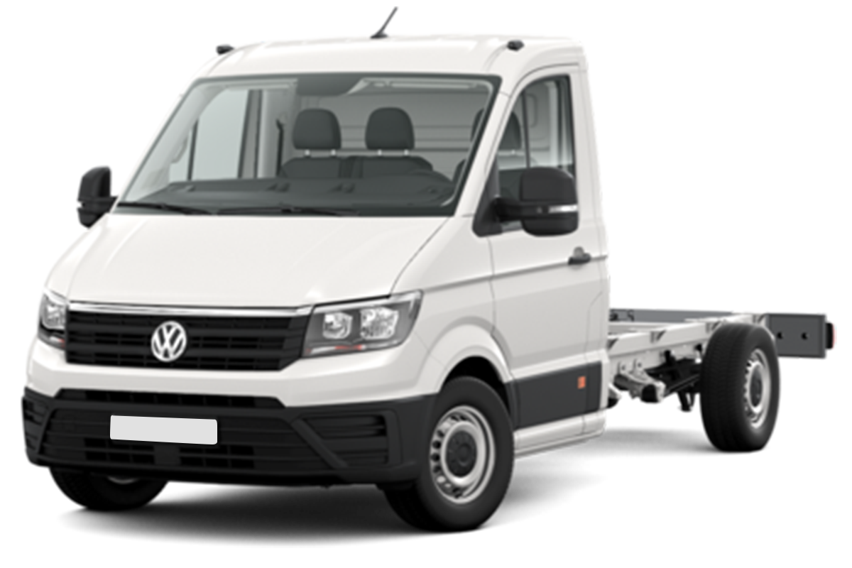 Mandataire VOLKSWAGEN CRAFTER CHASSIS CABINE